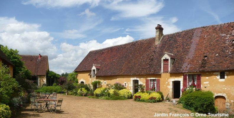 Jardins fran ois preaux du perche phototh que orne - Office du tourisme de bagnoles de l orne ...