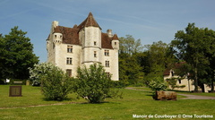 Manoir de Courboyer à Nocé